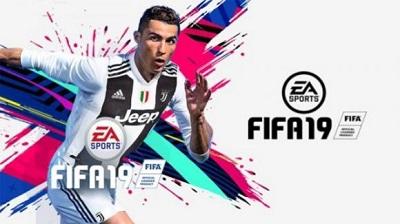 Cristiano Ronaldo sulla copertina di Fifa 19