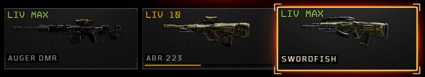 Black Ops 4 fucili tattici