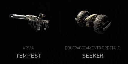 Black Ops 4 specialista Prophet