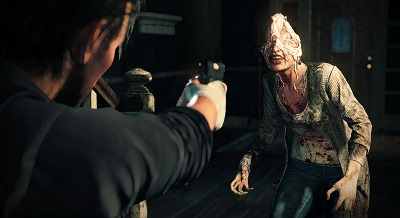 sebastian castellanos, protagonista di the evil within