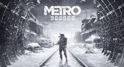 copertina di metro exodus